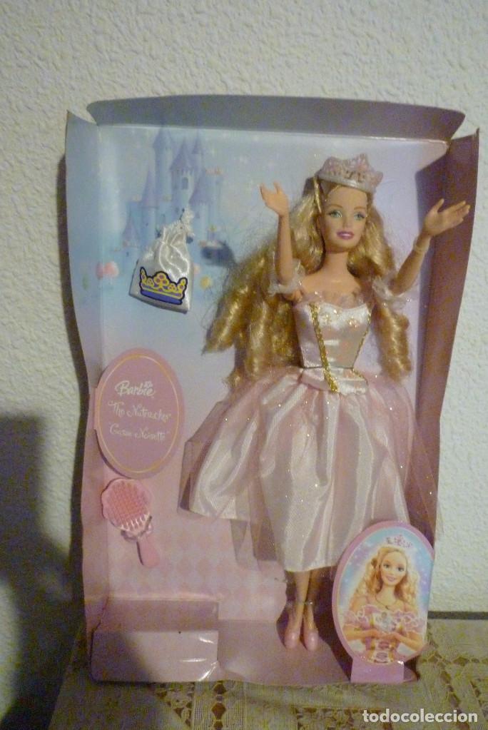 Barbie y Ken: BARBIE COLECCION DE CUENTOS DE HADAS - LA PRINCESA DE SUGARPLUM EN EL CASCANUECES - Foto 17 - 147061914