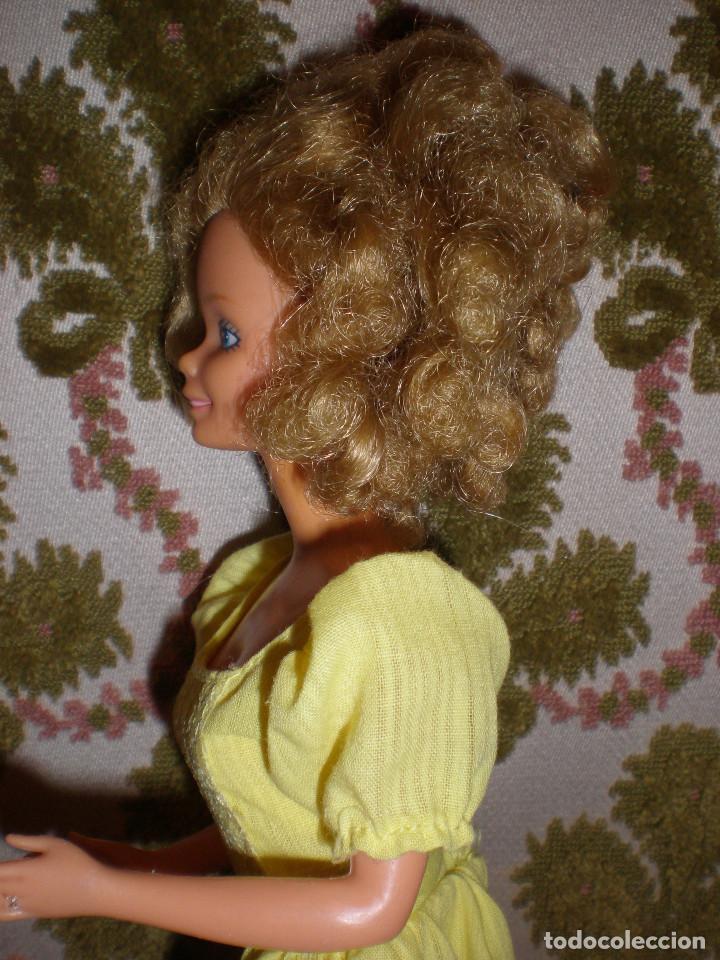 Barbie y Ken: BARBIE MAGIC CURL DEL AÑO 82 CON VESTIDO DE ORIGEN - Foto 6 - 147491474