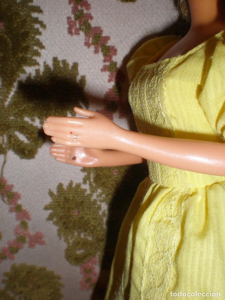 Barbie y Ken: BARBIE MAGIC CURL DEL AÑO 82 CON VESTIDO DE ORIGEN - Foto 7 - 147491474