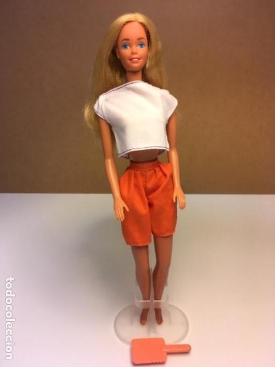 Barbie y Ken: Sun Gold Malibu Barbie 1983 - Foto 2 - 147512650