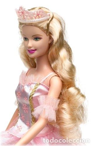 Barbie y Ken: BARBIE COLECCION DE CUENTOS DE HADAS - LA PRINCESA DE SUGARPLUM EN EL CASCANUECES - Foto 18 - 147061914