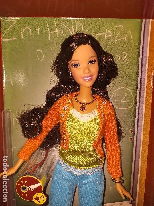 BARBIE COLLECTOR GABRIELLE SCHOOL (Juguetes - Muñeca Extranjera Moderna - Barbie y Ken)