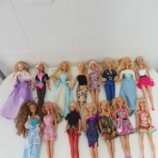 Barbie y Ken: LOTE 15 BARBIES.. Lote 148303562