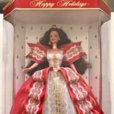Barbie y Ken: BARBIE HAPPY HOLIDAY 1997 NUEVA, EN SU CAJA. SPECIAL EDITION. Lote 148912190