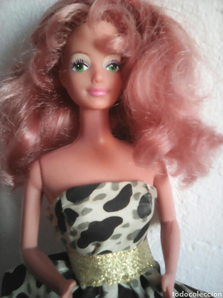 Barbie y Ken: Preciosa Barbie Midge Congost pelirroja ojos verdes made in Spain pelo ondulado rara peliroja 1985 - Foto 2 - 148915869