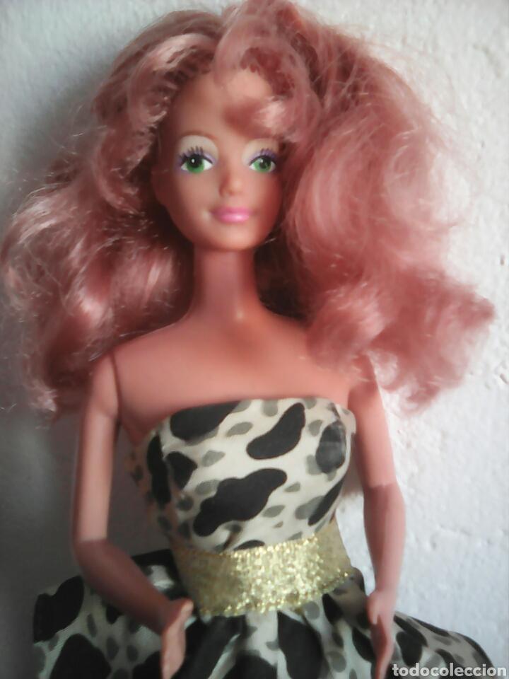 Barbie y Ken: Preciosa Barbie Midge Congost pelirroja ojos verdes made in Spain pelo ondulado rara peliroja 1985 - Foto 3 - 148915869