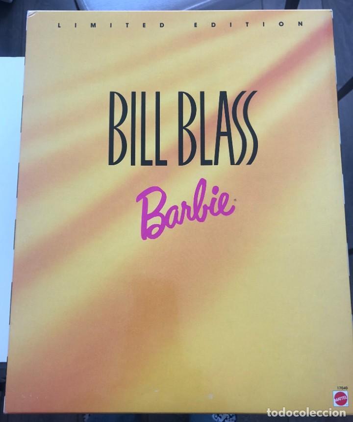 Barbie y Ken: Barbie limited edition. Bill Blass. NRFB - Foto 2 - 148947554