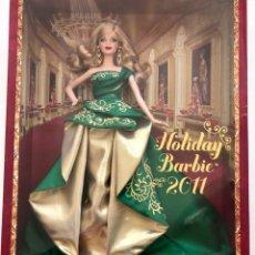 Barbie y Ken: BARBIE HAPPY HOLIDAY 2011 NRFB. Lote 148948062
