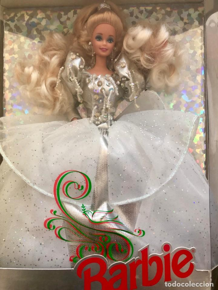 barbie happy holiday 1992 special edition nrfb - Buy Barbie and