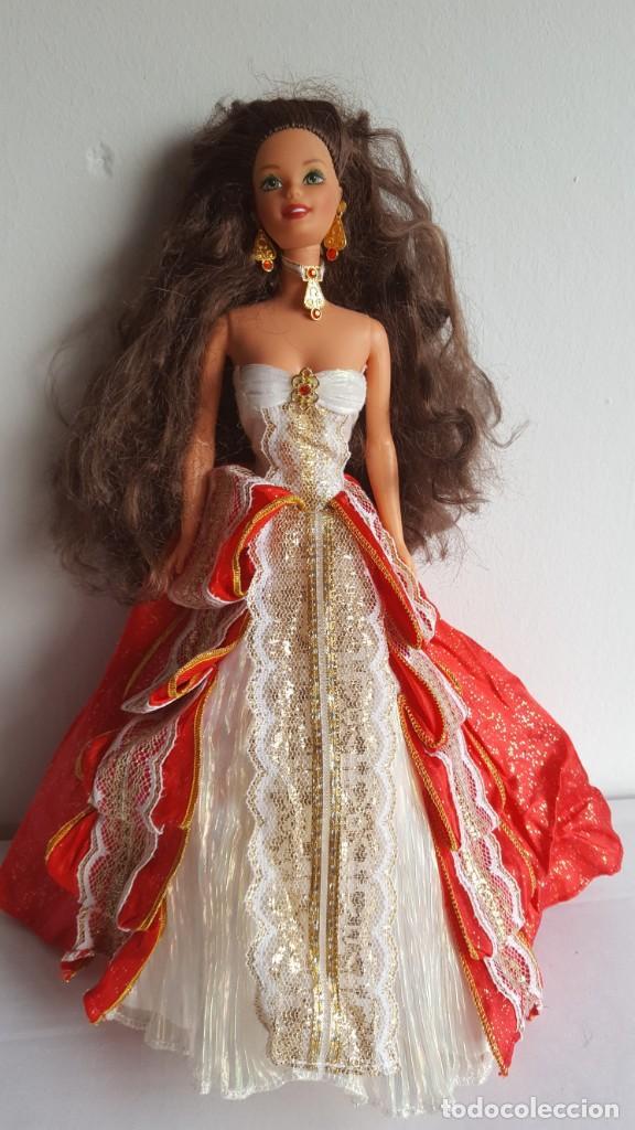 BARBIE HAPPY HOLIDAYS-VER FOTOS (Juguetes - Muñeca Extranjera Moderna - Barbie y Ken)