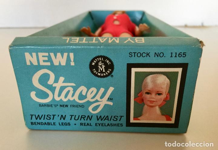 Barbie y Ken: STACEY AMIGA DE BARBIE-MUÑECA VERSION PELIRROJA- MATTEL 1966-1967 VINTAGE-CAJA Y VESTIDO ORIGINAL - Foto 12 - 150376090