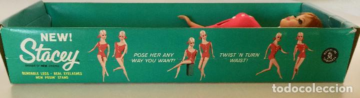 Barbie y Ken: STACEY AMIGA DE BARBIE-MUÑECA VERSION PELIRROJA- MATTEL 1966-1967 VINTAGE-CAJA Y VESTIDO ORIGINAL - Foto 13 - 150376090