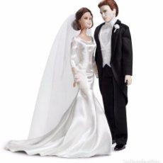 Barbie y Ken: BARBIE COLLECTOR BELLA Y EDWARD WEDDING TWILIGHT SAGA. Lote 151121306