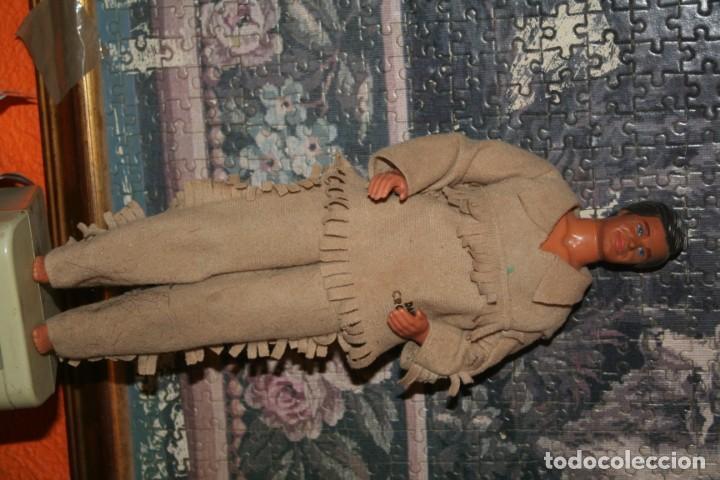 MUÑECO KEN DAVY CROCKETT DISNEY 1993 (Juguetes - Muñeca Extranjera Moderna - Barbie y Ken)