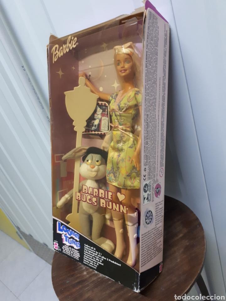Barbie y Ken: BARBIE BUGS BUNNY MATTEL 2003 - Foto 2 - 152476941