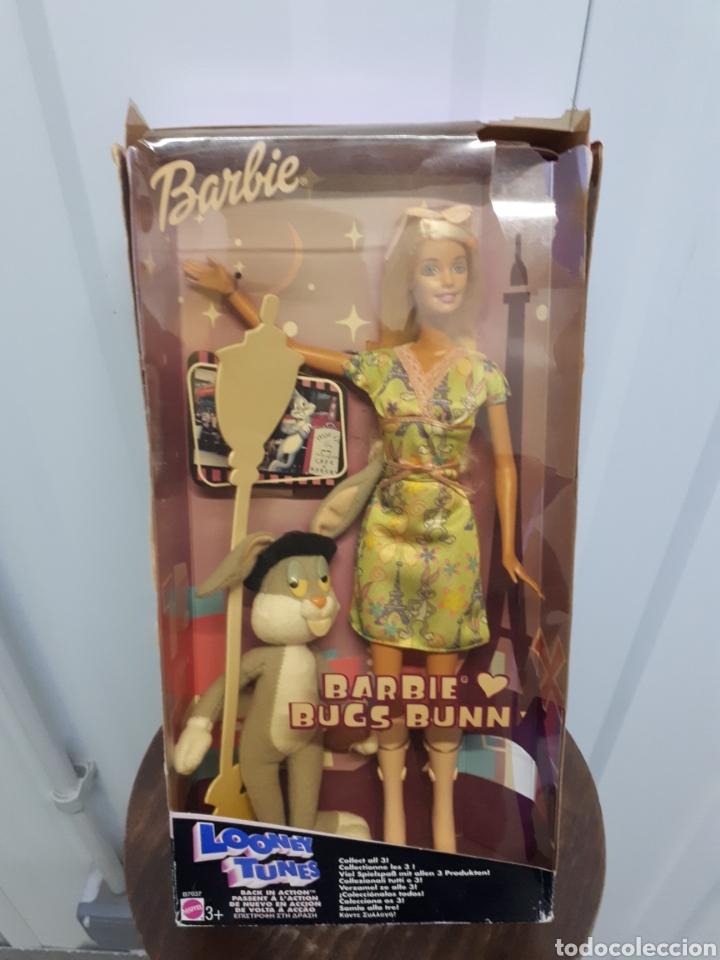 Barbie y Ken: BARBIE BUGS BUNNY MATTEL 2003 - Foto 4 - 152476941