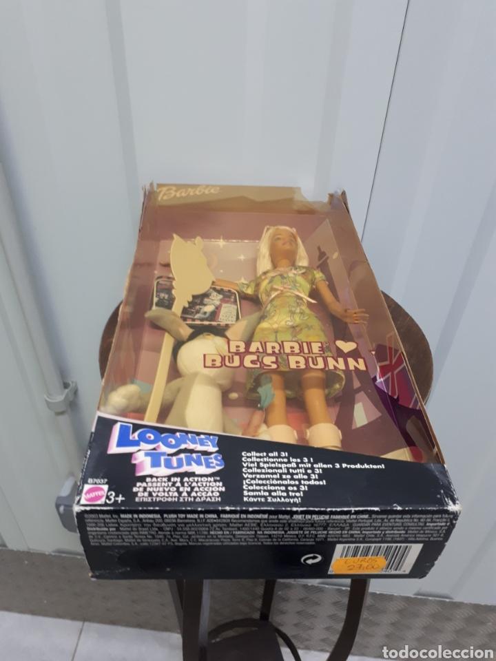 Barbie y Ken: BARBIE BUGS BUNNY MATTEL 2003 - Foto 6 - 152476941