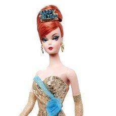 Barbie y Ken: BARBIE HAPPY NEW YEAR 2013. Lote 152569750