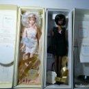 Barbie y Ken: LOTE DE DOS MUÑECAS BARBIE SIKSTONE DE COLECCIÓN, UNA DE ELLAS EDICIÓN LIMITADA. Lote 152789618