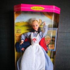 Barbie y Ken: ANTIGUA BARBIE ENFERMERA, AMERICAN STORIES COLLECTION, CIVIL WAR NURSE, AÑO 1995 MATTEL INC ! SM. Lote 195119688