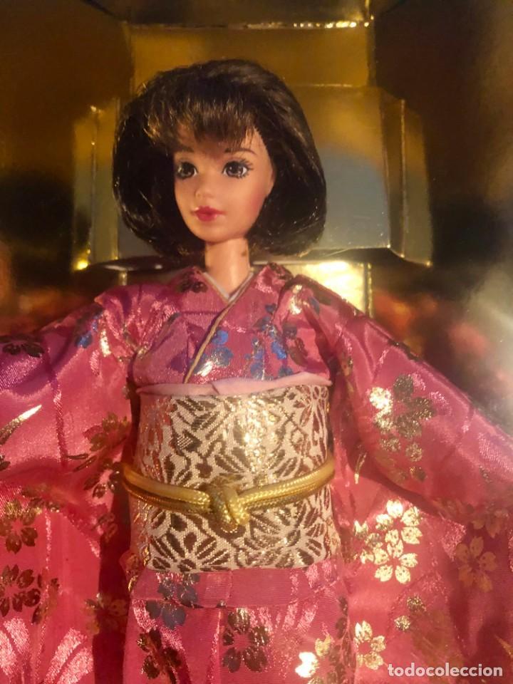 Barbie y Ken: Barbie collector edition NRFB. Happy new year. - Foto 3 - 154933878