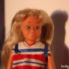 Barbie y Ken: SKIPPER NAUTIC CONGOST CON OUTFIT ORIGINAL - MATTEL SPAIN, 1985. Lote 155184510