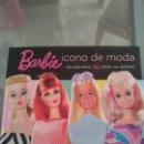 Barbie y Ken: LIBRO BARBIE ICONO DE MODA 50 ANIVERSARIO. Lote 156516534