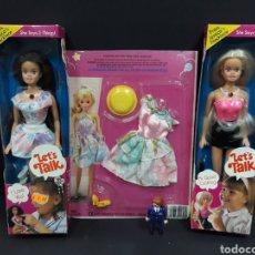 Barbie y Ken: LOTE MUÑECA ESTILO BARBIE BOOTLEG FAKE FALSAS TOY ISLAND. Lote 156752468
