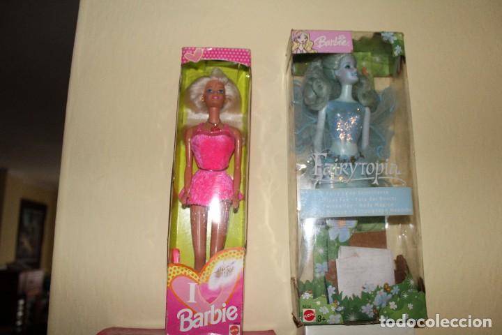 Barbie y Ken: LOTE DE 4 BARBIE 1 DISNE 7 NANCY ARMARIO SINDY VESTIDOR BARBIE VESTIDOS Y ACCESORIOS DECATALOGADO - Foto 2 - 160365910