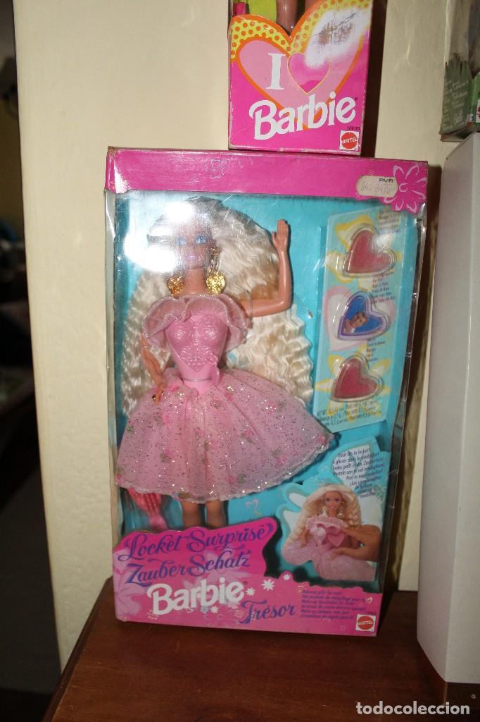 Barbie y Ken: LOTE DE 4 BARBIE 1 DISNE 7 NANCY ARMARIO SINDY VESTIDOR BARBIE VESTIDOS Y ACCESORIOS DECATALOGADO - Foto 3 - 160365910