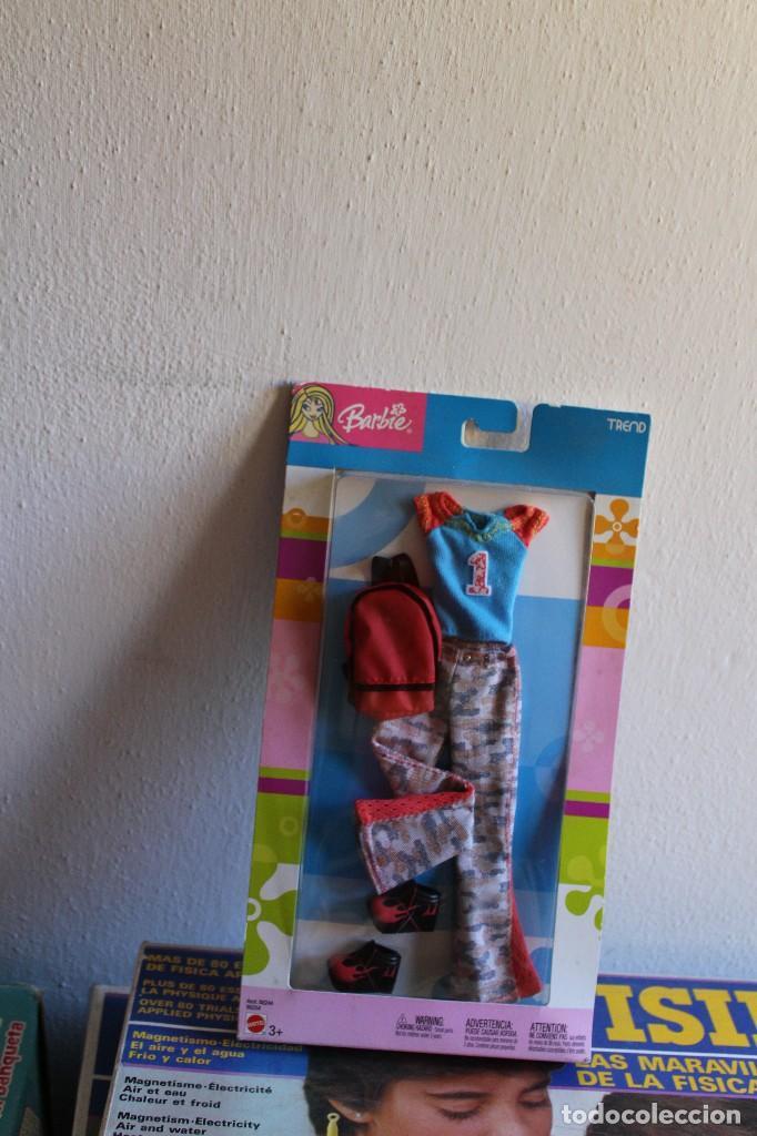Barbie y Ken: LOTE DE 4 BARBIE 1 DISNE 7 NANCY ARMARIO SINDY VESTIDOR BARBIE VESTIDOS Y ACCESORIOS DECATALOGADO - Foto 14 - 160365910
