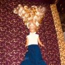 Barbie y Ken: MUÑECA BARBIE MATTEL SPAIN ANTIGUA. Lote 160894282