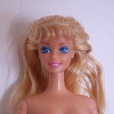 Barbie y Ken: MY FIRST BARBIE PRINCESS - MATTEL, 1989 - PELO CORTADO. Lote 161301162