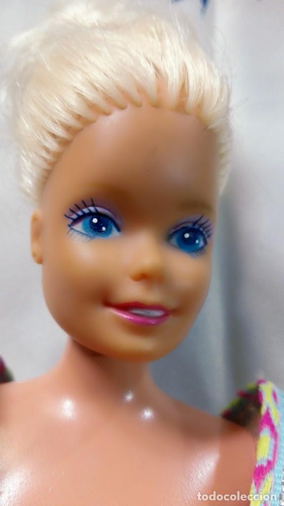 Barbie y Ken: barbie mattel 1966 made in spain - Foto 2 - 162444010