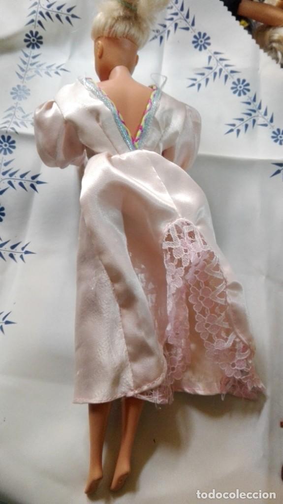 Barbie y Ken: barbie mattel 1966 made in spain - Foto 4 - 162444010