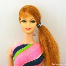 Barbie y Ken - TALKING STACEY. AÑO 1968. 1º VERSION. FUNCIONANDO. MEXICO. IMPECABLE. TODA ORIGINAL. BARBIE - 163784986