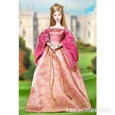 Barbie y Ken: BARBIE COLLECTOR PRINCESS OF ENGLAND SIN CAJA. Lote 163974126