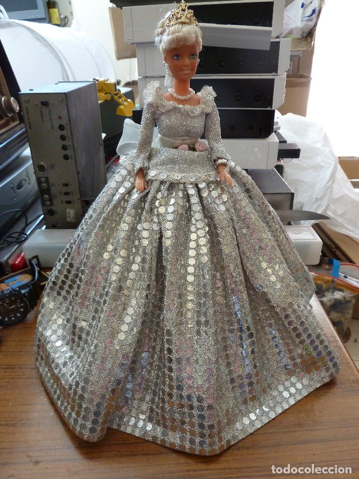MUÑECA TIPO BARBIE (Juguetes - Muñeca Extranjera Moderna - Barbie y Ken)