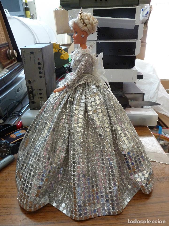 Barbie y Ken: MUÑECA TIPO BARBIE - Foto 6 - 165981786