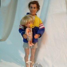 Barbie y Ken: KEN Y TOMMY AÑOS 90 (BARBIE) MATTEL. Lote 166207266
