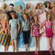 Barbie y Ken: LOTE DE MUÑECAS BARBIE Y 2 KENT .. Lote 166253946