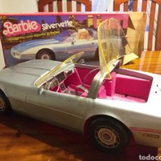 Barbie y Ken: COCHE SILVERVETTE BARBIE 1983. Lote 166642706