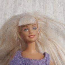 Barbie y Ken: BARBIE DE MATTEL 1998 VESTIDO MALVA BRILLANTE. Lote 166937116