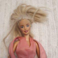 Barbie y Ken: BARBIE DE MATTEL 1998 TOP ROSA. Lote 166938136