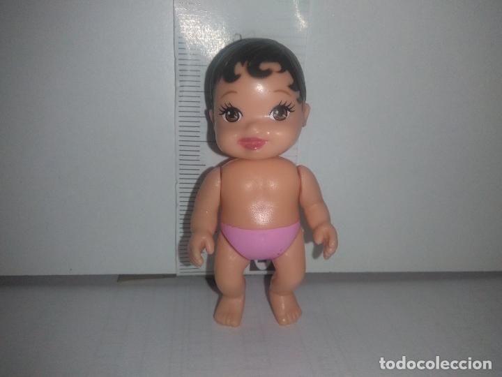 MUÑECO BEBE DE MUÑECA BARBIE CPP2 (Juguetes - Muñeca Extranjera Moderna - Barbie y Ken)