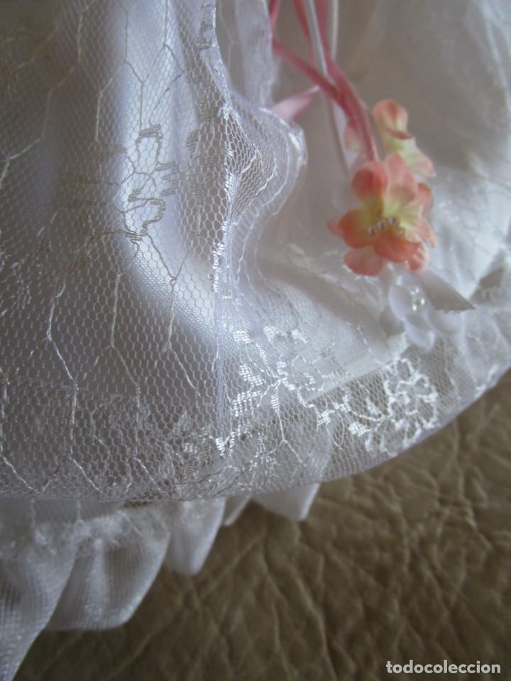 Barbie y Ken: muñeca barbie con vestido de novia y ramo mattel 1998 - Foto 14 - 29334698