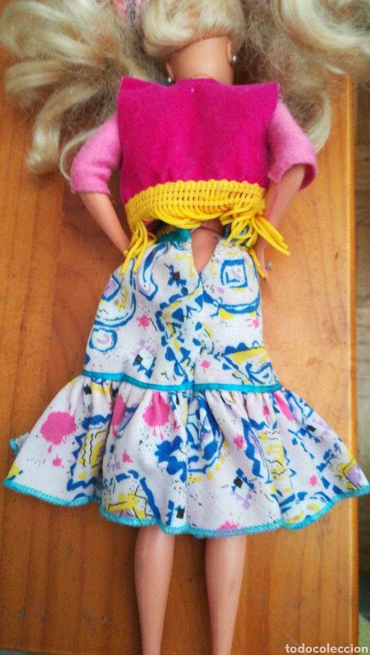 Barbie y Ken: Muñeca barbie Mattel Inc 1966 - Foto 3 - 167573054