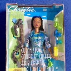 Barbie y Ken: CHRISTINE. BARBIE PEINADOS DIVERTIDOS. NUEVA. MUÑECA AÑO 2000. Lote 168278928