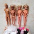 Barbie y Ken: LOTE BARBIE SPAIN, KEN, ROPA Y ACCESORIOS. Lote 168733260