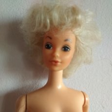 Barbie y Ken: PRECIOSA MISS AMÉRICA BARBIE MOLDE STEFFIE MOD VINTAGE MATTEL. Lote 170871654
